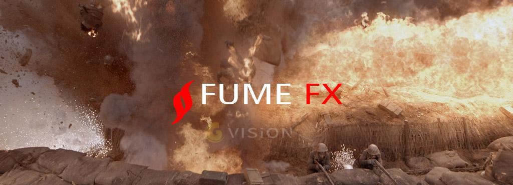 FumeFX v4.1 Max 流体插件 2013-2018 破解版