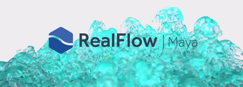 RealFlow 1.1.2 for Maya 2017-2018 Win&Mac 液体模拟插件 破解版